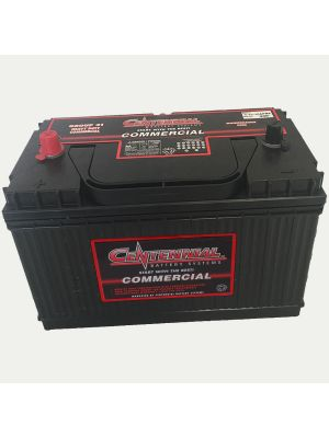 Centennial Commercial Heavy Duty Battery C-31-10APMF (Group 31) Maintenance Free