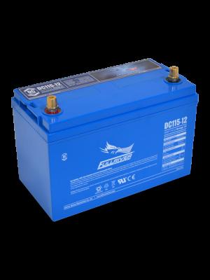 DC115-12 Fullriver 12V 115Ah GRP 31 Sealed Lead Acid AGM Battery