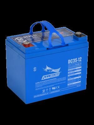 DC35-12 Fullriver 12V 35Ah GRP U1 Sealed Lead Acid AGM Battery