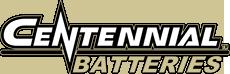 Centennial Batteries Logo